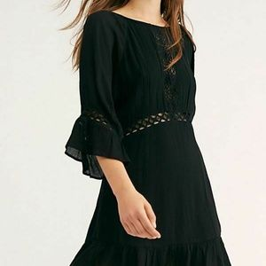 Free People The Emilie Mini Dress Endless Summer